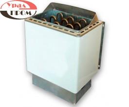 Электрокаменка для сауны и бани ЭКМ-3 кВт с встроенным ПУ - УРАЛПРОМ