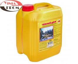 Теплоноситель Теплый дом-65 10 литров